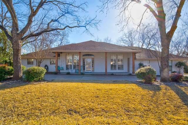 6205 Joseph Drive, Granbury, TX 76049 (MLS #14495651) :: Premier Properties Group of Keller Williams Realty
