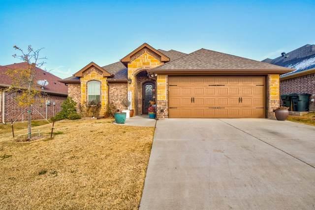 237 Jacinth Lane, Granbury, TX 76049 (MLS #14495652) :: All Cities USA Realty