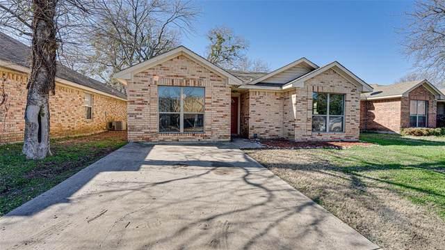 107 Pecan Hollow, Garrett, TX 75119 (MLS #14495660) :: The Kimberly Davis Group