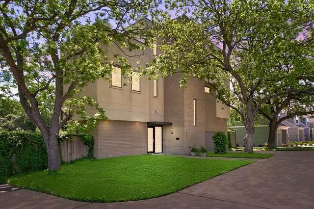 2344 Throckmorton Street, Dallas, TX 75219 (MLS #14495680) :: The Mauelshagen Group