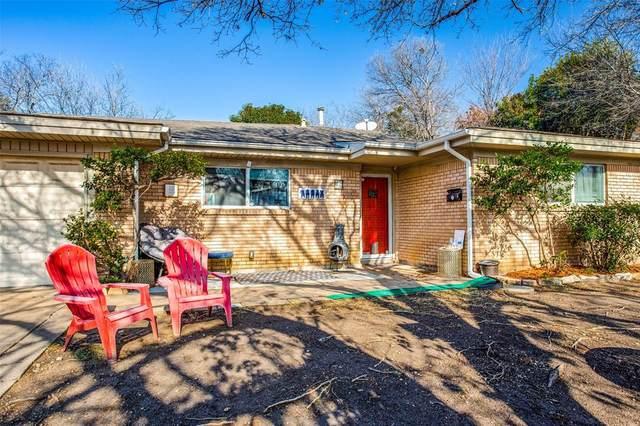 8012 Northbrook Drive, Benbrook, TX 76116 (MLS #14495684) :: The Kimberly Davis Group