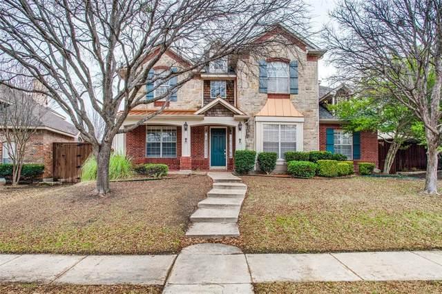 1726 Montura Lane, Frisco, TX 75033 (MLS #14495723) :: Real Estate By Design