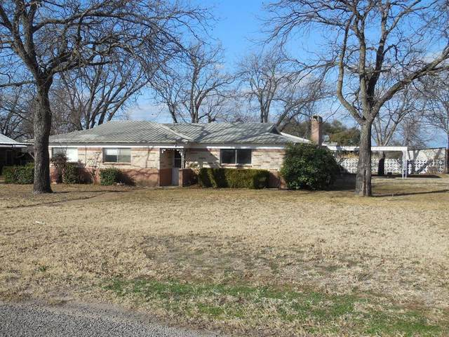 609 Highway 101, Ranger, TX 76470 (MLS #14495765) :: The Chad Smith Team
