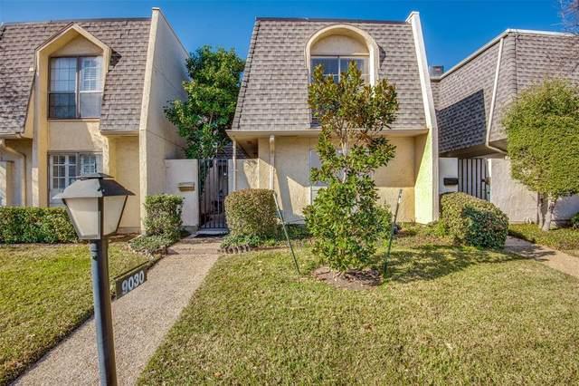9030 Emberglow Lane, Dallas, TX 75243 (MLS #14495768) :: The Mauelshagen Group