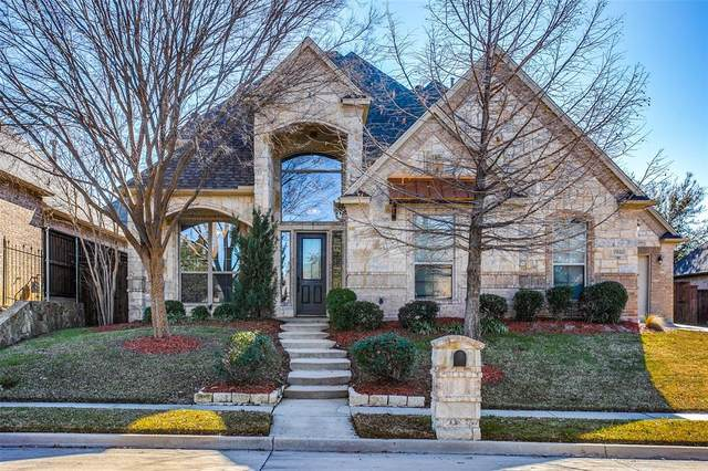 7920 Forest View Court, North Richland Hills, TX 76182 (MLS #14495777) :: The Heyl Group at Keller Williams