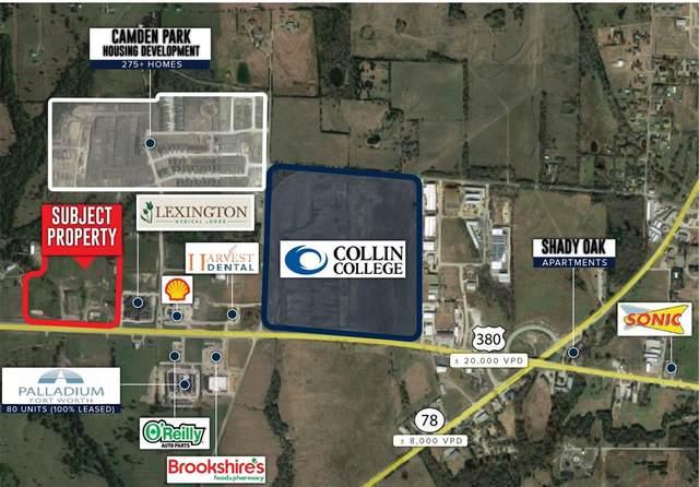2144 W Audie Murphy Parkway, Farmersville, TX 75442 (MLS #14495789) :: The Kimberly Davis Group