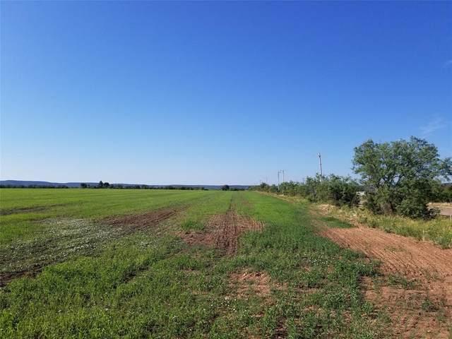 TBD Old Coleman Hwy Lot C, Abilene, TX 79602 (MLS #14495795) :: The Kimberly Davis Group