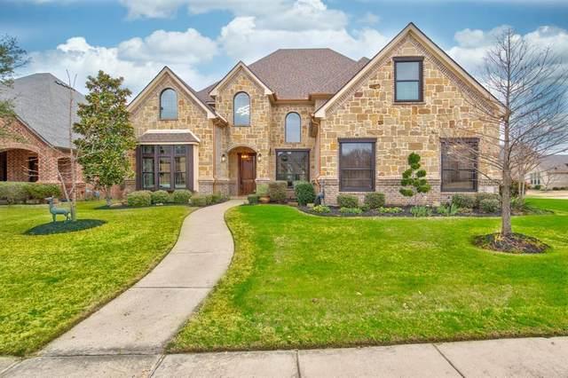 8000 Camino Drive, North Richland Hills, TX 76182 (MLS #14495838) :: The Mauelshagen Group