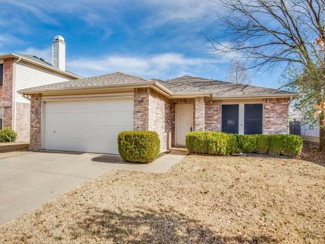 8209 Canoe Ridge Lane, Denton, TX 76210 (MLS #14495845) :: Real Estate By Design