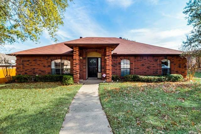 608 Kelsie Lane, Desoto, TX 75115 (MLS #14495870) :: The Hornburg Real Estate Group