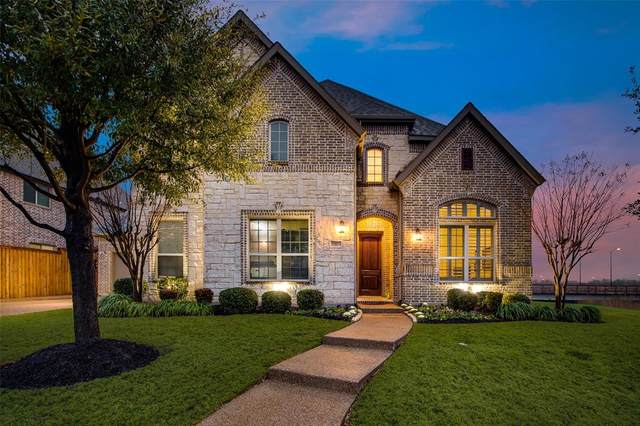 11024 Powder Horn Lane, Frisco, TX 75033 (MLS #14495888) :: Robbins Real Estate Group