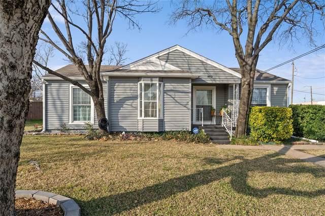 902 SW 3rd Street, Grand Prairie, TX 75051 (MLS #14495932) :: RE/MAX Pinnacle Group REALTORS