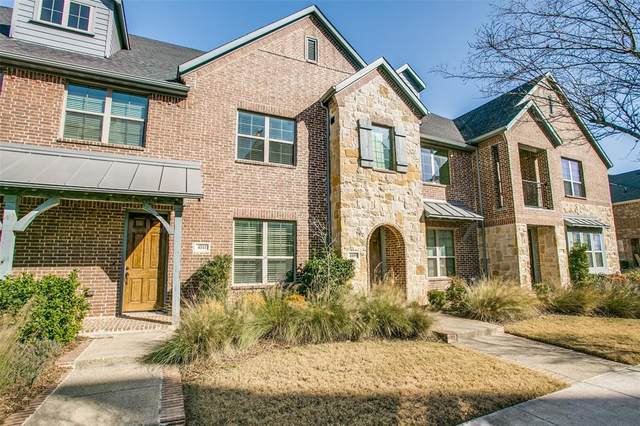 4109 Snow Goose Trail, Arlington, TX 76005 (MLS #14495934) :: All Cities USA Realty