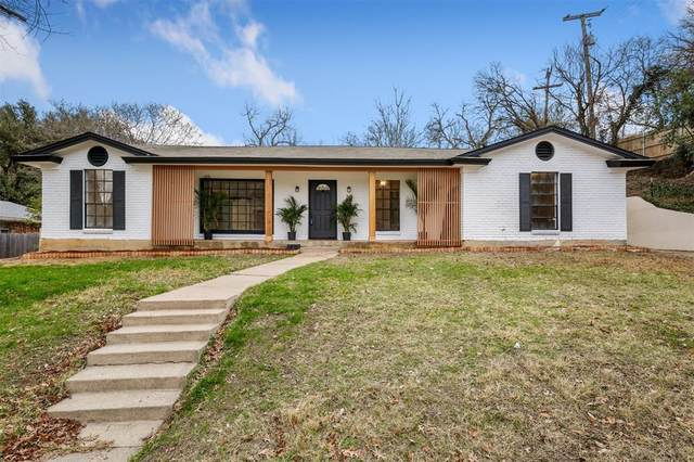 625 Blue Lake Drive, Fort Worth, TX 76103 (MLS #14495954) :: All Cities USA Realty