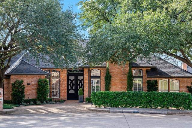17803 Lost View Road, Dallas, TX 75252 (MLS #14495962) :: The Rhodes Team