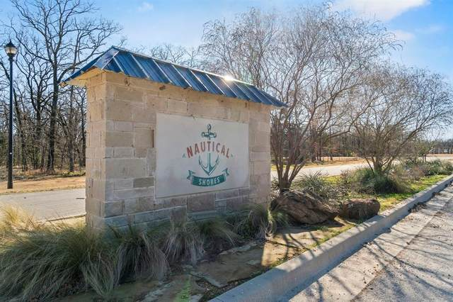 Lot 31 Vintage Shore Drive, Quinlan, TX 75474 (MLS #14495985) :: Premier Properties Group of Keller Williams Realty
