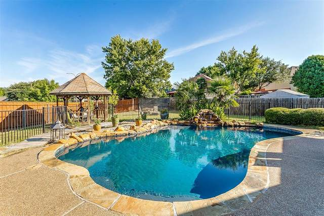 7833 Orland Park Circle, Fort Worth, TX 76137 (MLS #14496018) :: The Mauelshagen Group