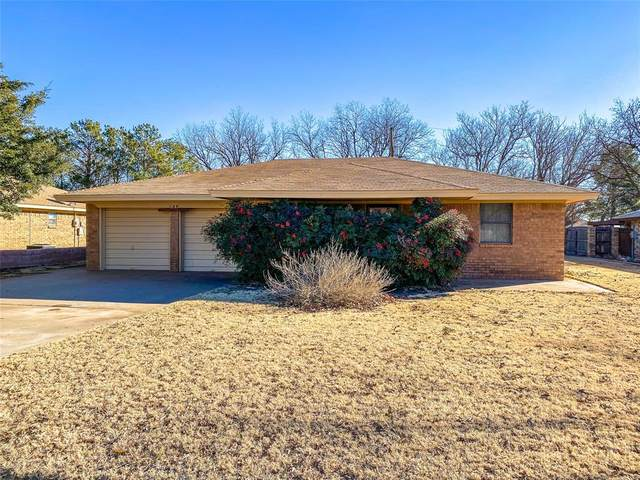 109 Avenue J E, Haskell, TX 79521 (MLS #14496039) :: Team Tiller