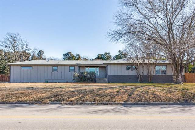 3823 Williams Road, Benbrook, TX 76116 (MLS #14496096) :: Craig Properties Group
