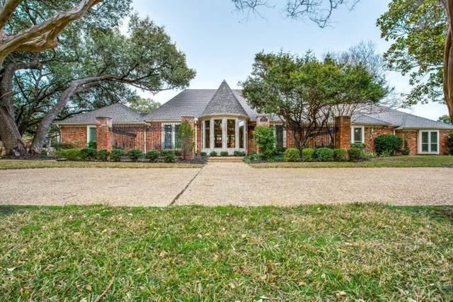6607 Glenhurst Drive, Dallas, TX 75254 (MLS #14496117) :: Hargrove Realty Group
