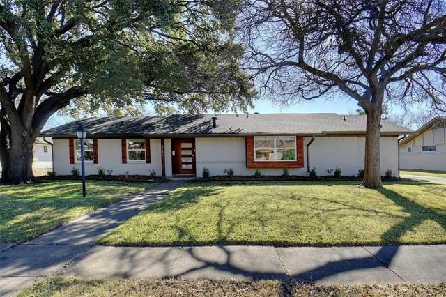 3156 Whitehall Drive, Dallas, TX 75229 (MLS #14496124) :: The Mauelshagen Group