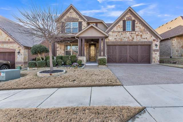 2916 Bella Lago Drive, Denton, TX 76210 (MLS #14496140) :: Real Estate By Design