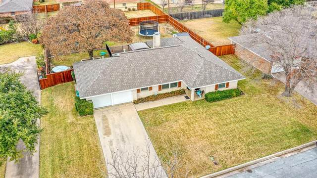 3520 Wren Avenue, Fort Worth, TX 76133 (MLS #14496183) :: Team Tiller