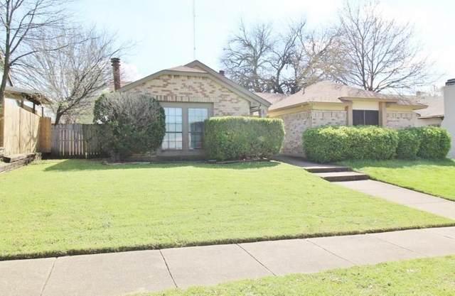 431 Dollins Street, Cedar Hill, TX 75104 (MLS #14496212) :: RE/MAX Pinnacle Group REALTORS