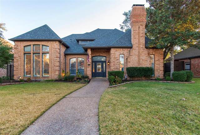 3836 Nantucket Drive, Plano, TX 75023 (MLS #14496220) :: All Cities USA Realty