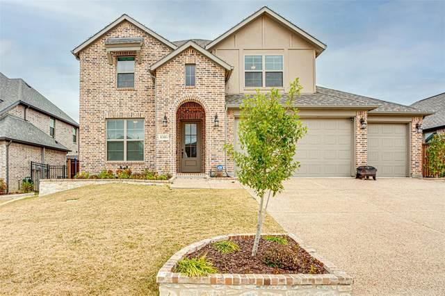 1311 Divine Rose Way, Wylie, TX 75098 (MLS #14496248) :: Maegan Brest | Keller Williams Realty