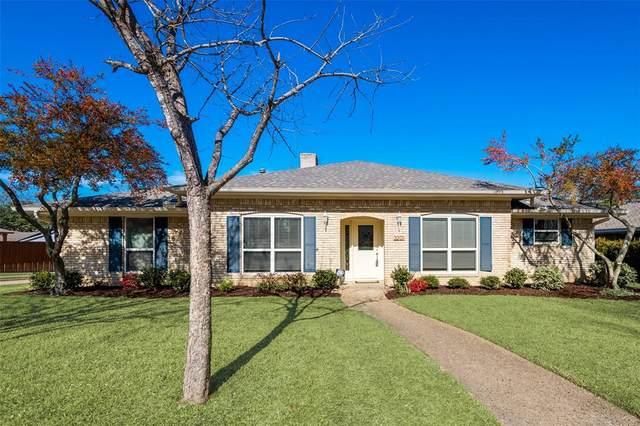 3201 Lemmontree Lane, Plano, TX 75074 (MLS #14496256) :: The Kimberly Davis Group