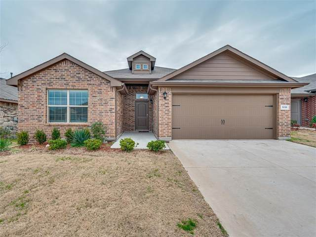 916 Walls Boulevard, Crowley, TX 76036 (MLS #14496267) :: The Kimberly Davis Group