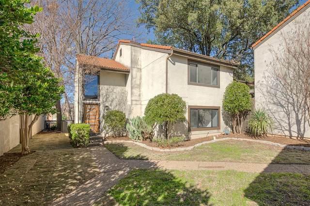 9607 Robin Song Road, Dallas, TX 75243 (MLS #14496312) :: The Mauelshagen Group