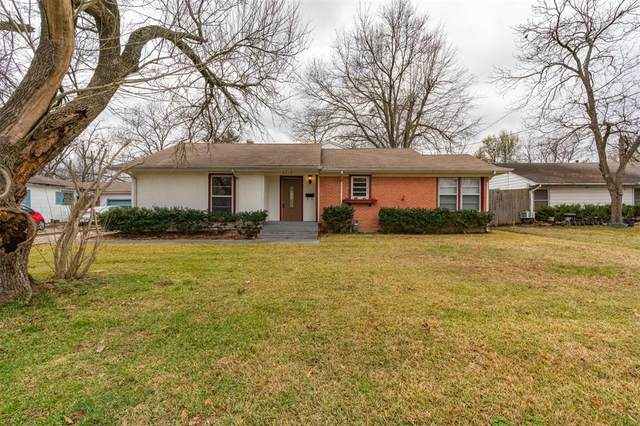 2517 Taylor Street, Commerce, TX 75428 (MLS #14496317) :: The Mauelshagen Group