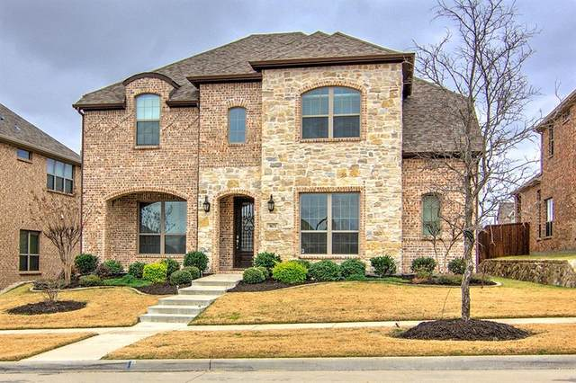 9673 Staffordshire Road, Frisco, TX 75035 (MLS #14496343) :: The Kimberly Davis Group
