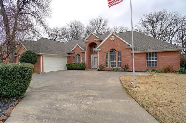 1404 Vista Verde Street, Denton, TX 76210 (MLS #14496409) :: All Cities USA Realty