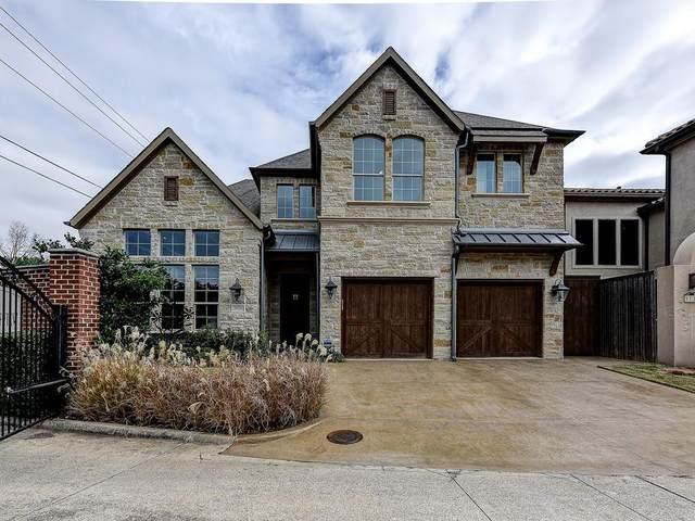 9130 Cochran Bluff Lane, Dallas, TX 75220 (MLS #14496423) :: The Kimberly Davis Group