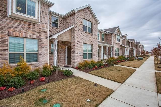 3424 Becker Drive, Denton, TX 76207 (MLS #14496450) :: The Kimberly Davis Group