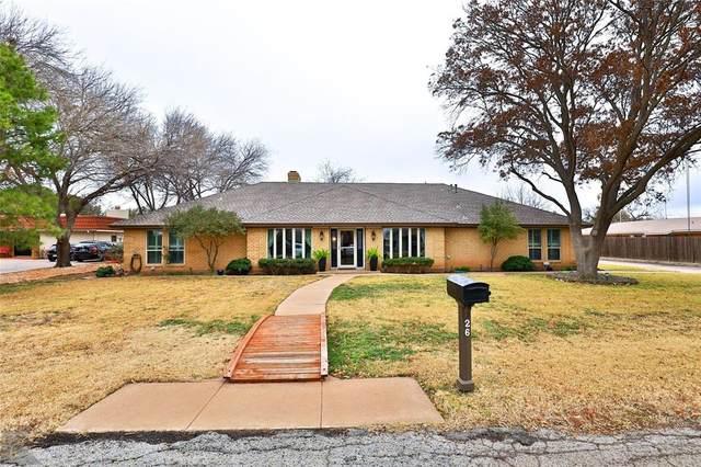 26 Green Bay Circle, Abilene, TX 79602 (MLS #14496451) :: All Cities USA Realty
