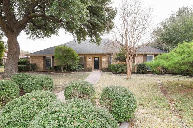 3108 Saint Ives Court, Plano, TX 75075 (MLS #14496468) :: All Cities USA Realty