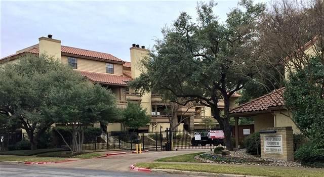 7640 W Greenway Boulevard 6H, Dallas, TX 75209 (MLS #14496498) :: Real Estate By Design