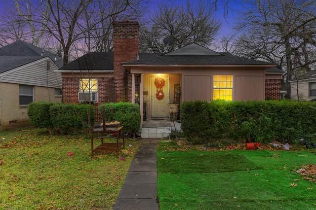 714 Reverchon Drive, Dallas, TX 75211 (MLS #14496527) :: Team Hodnett
