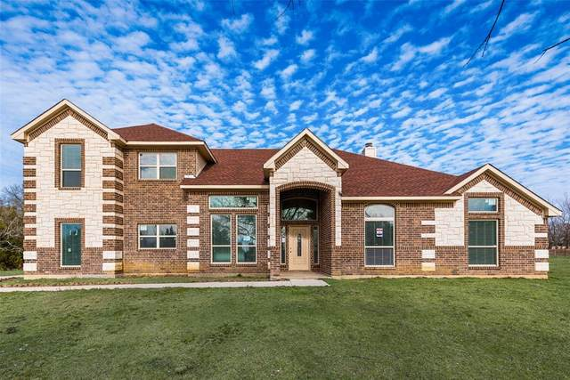 8691 County Road 346, Terrell, TX 75161 (MLS #14496547) :: The Kimberly Davis Group