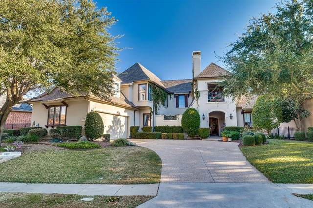 6048 Star Mesa Drive, Frisco, TX 75034 (MLS #14496569) :: Hargrove Realty Group