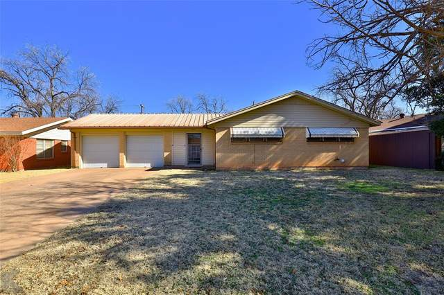 15 Mill Court, Abilene, TX 79603 (MLS #14496605) :: The Mauelshagen Group