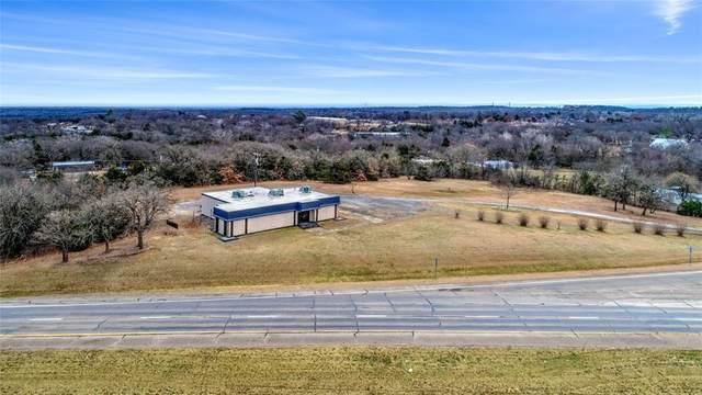 1020 N Hwy 69, Denison, TX 75020 (MLS #14496618) :: Premier Properties Group of Keller Williams Realty