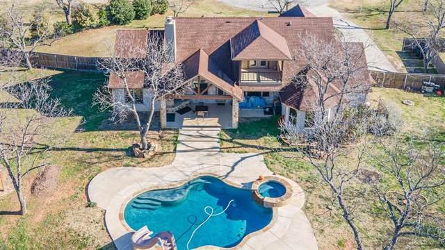 9012 Sawgrass Court, Granbury, TX 76049 (MLS #14496633) :: Premier Properties Group of Keller Williams Realty