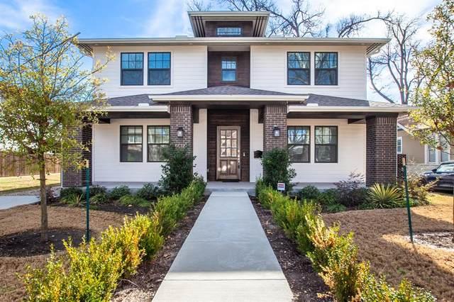 5516 Vickery Boulevard, Dallas, TX 75206 (MLS #14496635) :: Front Real Estate Co.