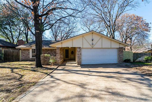 5502 Silver Bow Trail, Arlington, TX 76017 (MLS #14496658) :: The Juli Black Team