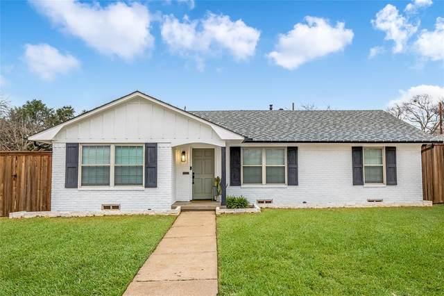10205 Mccree Road, Dallas, TX 75238 (MLS #14496664) :: Robbins Real Estate Group
